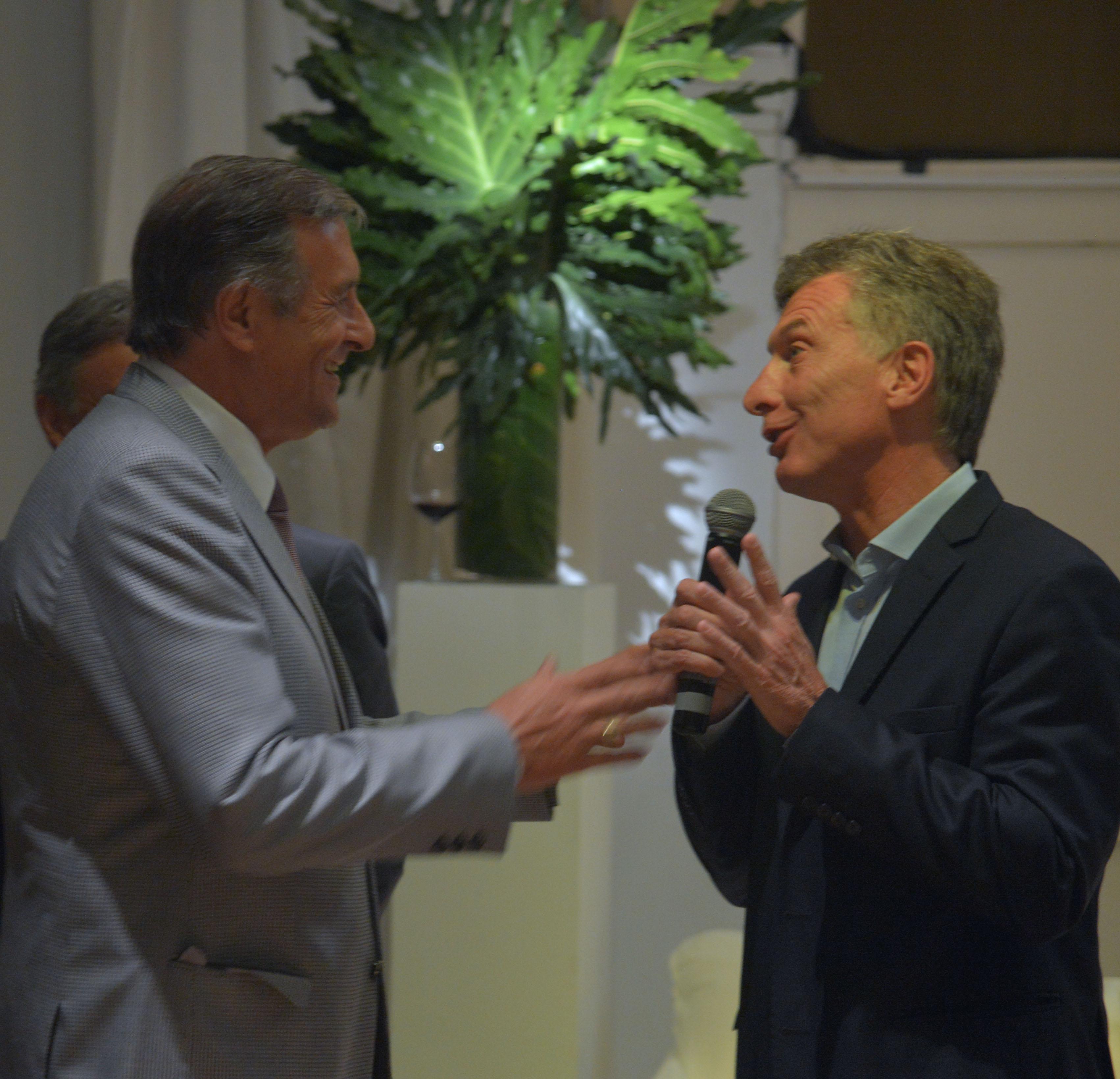 Macri en Olivos con legisladores de Cambiemos2