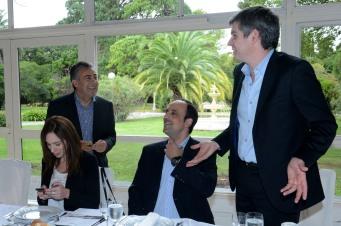 Peña, Vidal, Cornejo, Corral