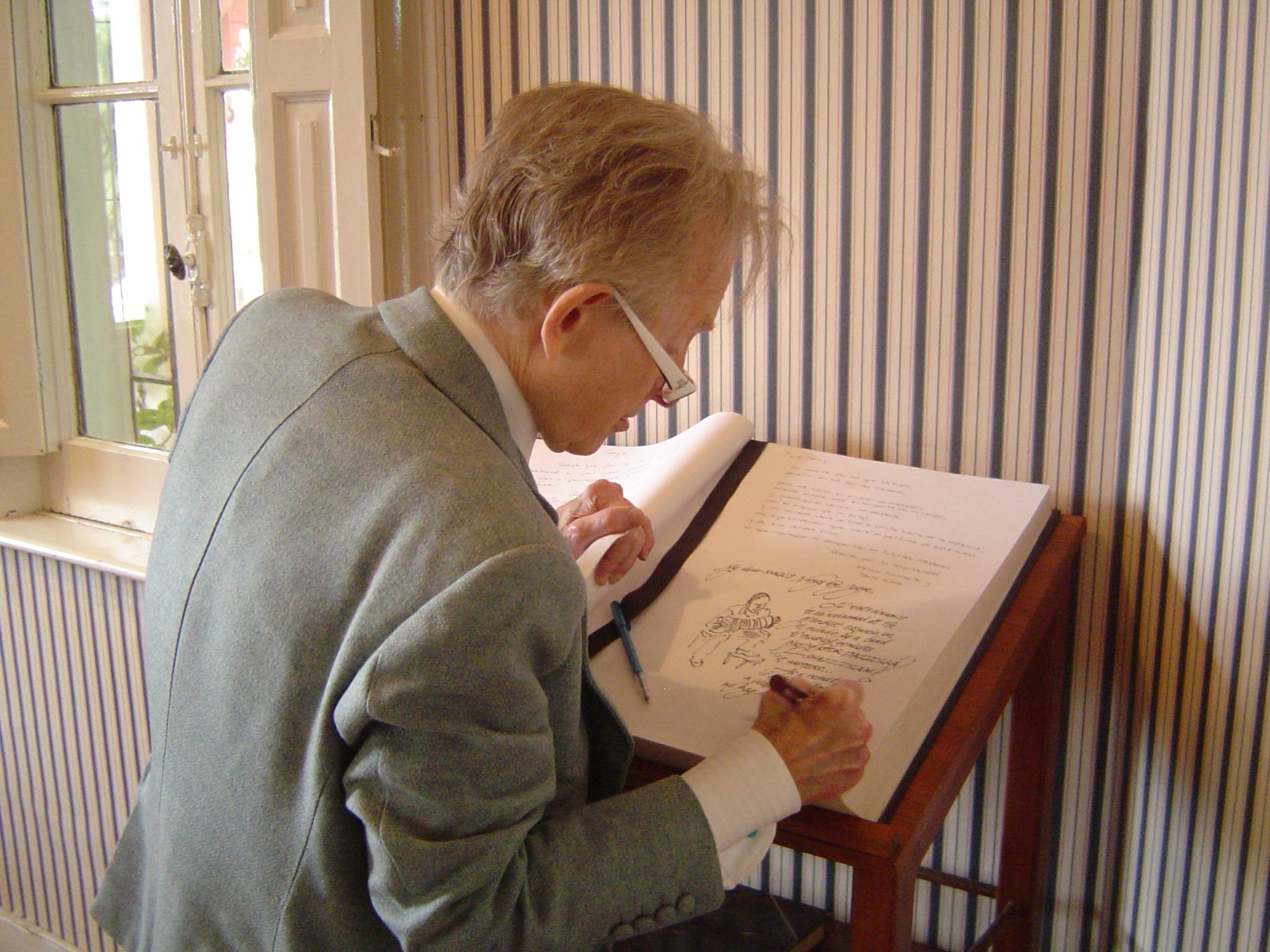 Santa Isabel con Tom Wolfe 5-6May2008075