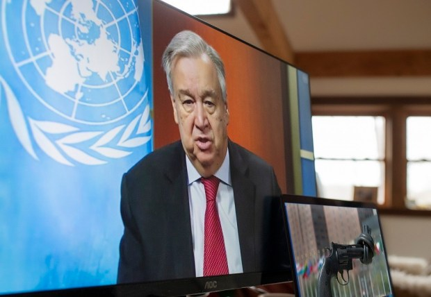 Virtual Press Launch: SG holds PC on SGÕs report on the impact to his ceasefire call